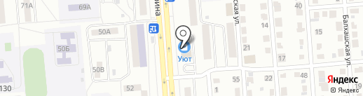 Оценка Сервис на карте Челябинска
