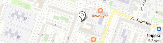 Bosch Service на карте Челябинска