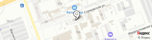 АртСтекло на карте Челябинска