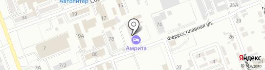 ЭвоГрупп на карте Челябинска