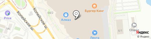 Swatch на карте Челябинска