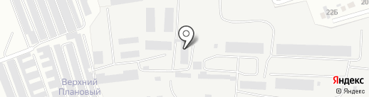 МОРТЕМ ЦЕМЕНТ на карте Челябинска