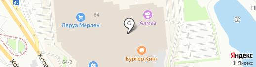 TOY.RU на карте Челябинска