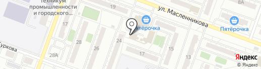 УралСпецНаладка на карте Челябинска
