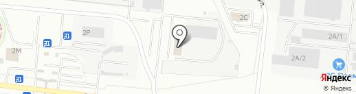 Avtoevo на карте Челябинска