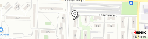 Jewitel на карте Копейска