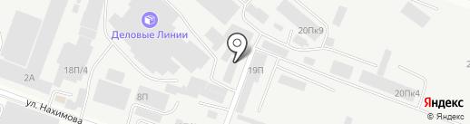 20 Тонн на карте Челябинска