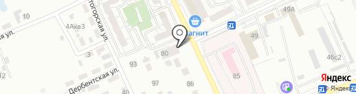 АвтоDoctor на карте Челябинска