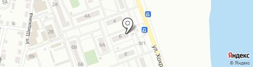 CRAFT BEER HOUSE на карте Челябинска