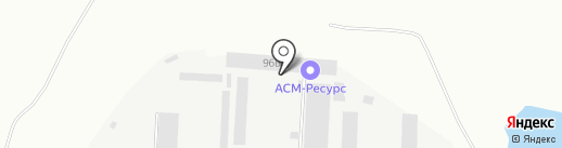 ГрандПроф на карте Челябинска