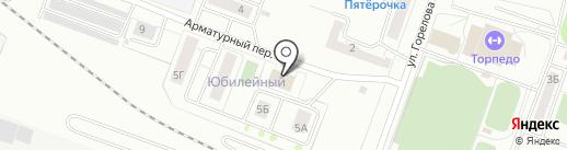 МИРМЕТАЛА на карте Челябинска
