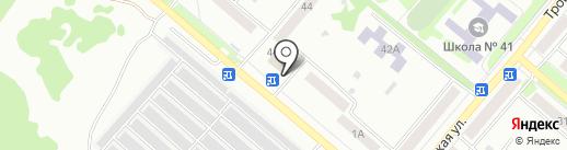 Фармленд-Урал+ на карте Копейска