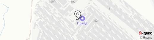 ОтделКомПлюс на карте Челябинска