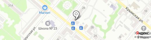 Библиотека семейного чтения №9 на карте Копейска