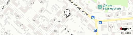 K-Shop на карте Копейска