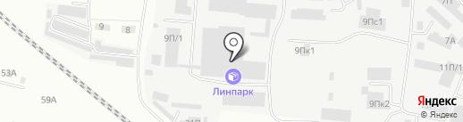 ЗАВОД МЕТАЛЛОЗАГОТОВКИ на карте Челябинска