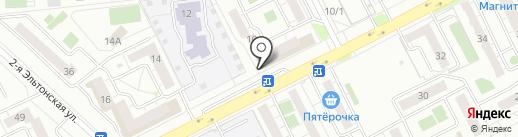 ВырастайКа на карте Челябинска
