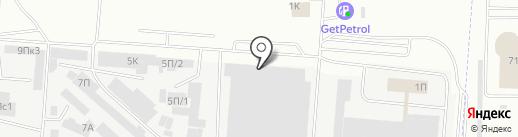 УРАЛМОНИТОРИНГ на карте Челябинска