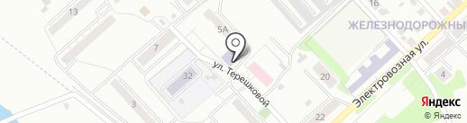 Библиотека семейного чтения №4 на карте Копейска