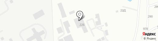 МакДорс на карте Копейска