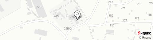 КБК на карте Копейска