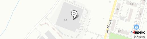 Галерея М на карте Копейска
