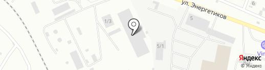 Союзлифтмаш на карте Копейска