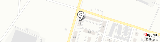 Почтовое отделение №22 на карте Копейска