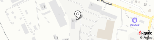 УралКром на карте Копейска