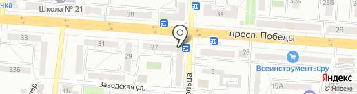 Банк ВТБ 24, ПАО на карте Копейска