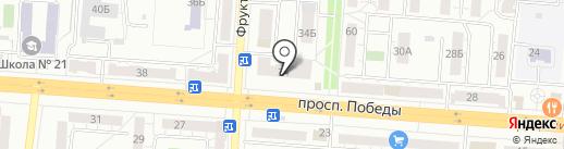 У Петровича на карте Копейска