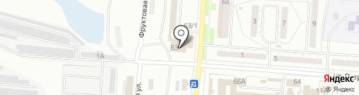 Газмаркет.ру на карте Копейска