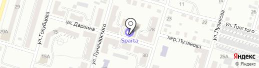 УралDoors на карте Копейска
