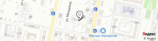 Фирма по предоставлению автоуслуг на карте Копейска