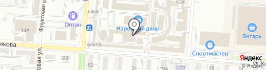 Максим на карте Копейска
