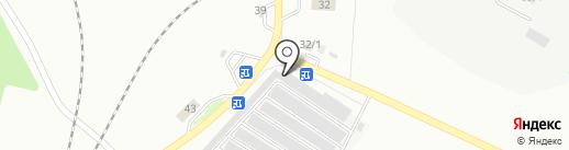 AvtoKopeisk на карте Копейска