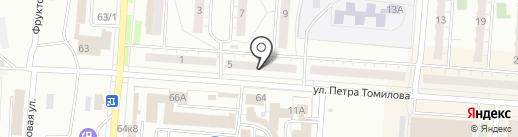 Экспресс-ателье на карте Копейска
