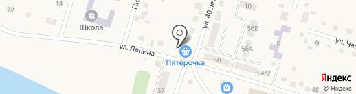 Вдохновение на карте Петровского