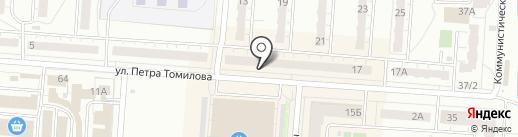БАРБАРИКИ на карте Копейска