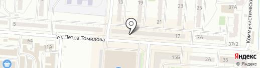 2 Litra на карте Копейска