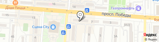 ЛИК Ломбард на карте Копейска