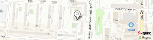 УФМС на карте Копейска