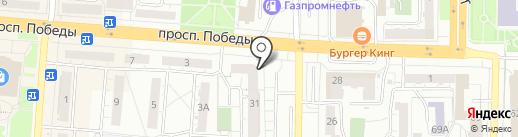 Банкомат, АКБ Челиндбанк, ПАО на карте Копейска