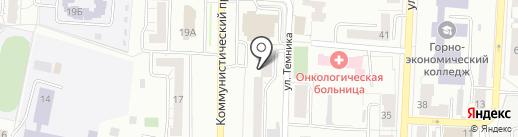 Русский дом на карте Копейска