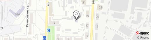 Детский сад №57 на карте Копейска