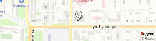 Служба уборки подъездов Копейского городского округа на карте Копейска