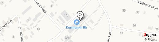 СМКА на карте Петровского