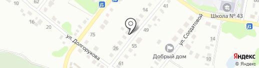 Автосервис174 на карте Копейска