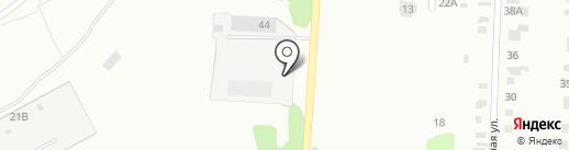 Завод спецтехники Новатор на карте Копейска