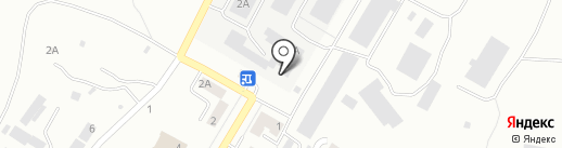 Копейский ремонтно-механический завод на карте Копейска